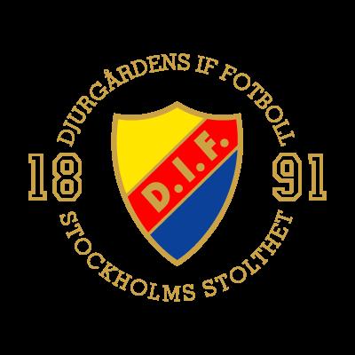 Djurgardens Idrottsforening logo vector logo