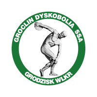 Dyskobolia Grodzisk Wielkopolski (1922) vector logo