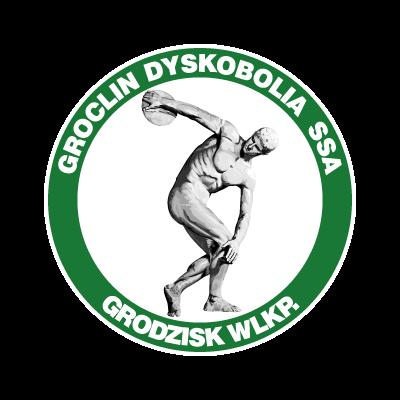 Dyskobolia Grodzisk Wielkopolski (1922) logo vector logo