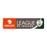 Eircom League of Ireland (2008) logo