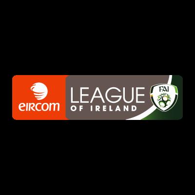 Eircom League of Ireland (2008) logo vector logo