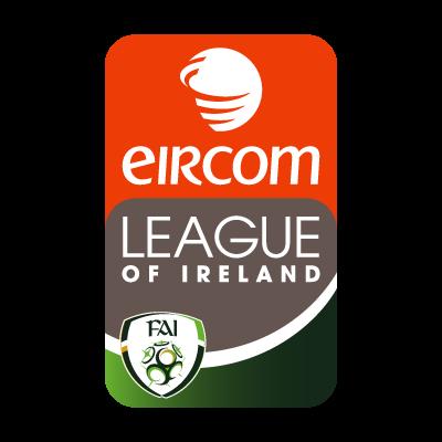 Eircom League of Ireland logo vector logo