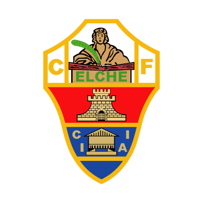 Elche C.F. logo vector logo