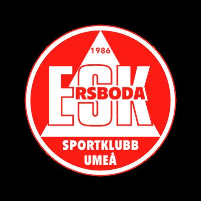 Ersboda SK logo vector logo