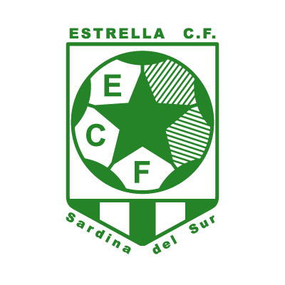 Estrella C. de F. logo vector logo