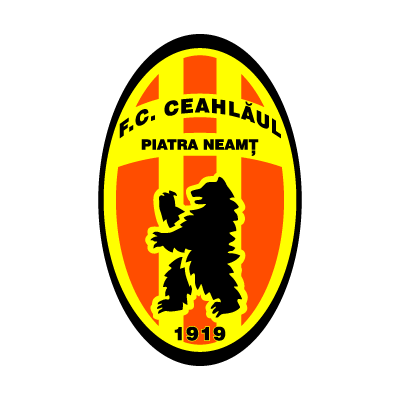 FC Ceahlaul Piatra Neamt (2008) logo vector logo