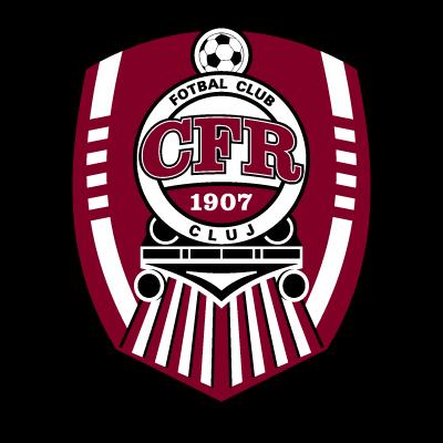 FC CFR 1907 Cluj logo vector logo