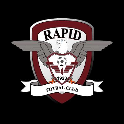 FC Rapid Bucuresti (2007) logo vector logo