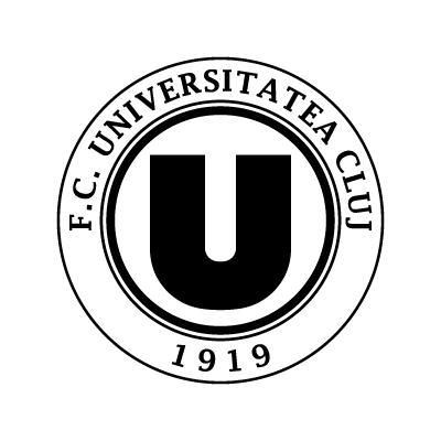 FC Universitatea Cluj logo vector logo
