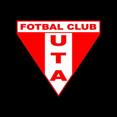 FC UTA Arad logo vector logo