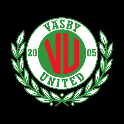 FC Vasby United logo vector logo