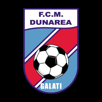 FCM Dunarea Galati logo vector logo