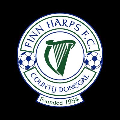 Finn Harps FC logo vector logo