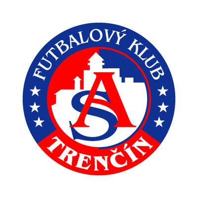 FK AS Trencin logo vector logo