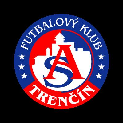 FK AS Trencin logo vector logo