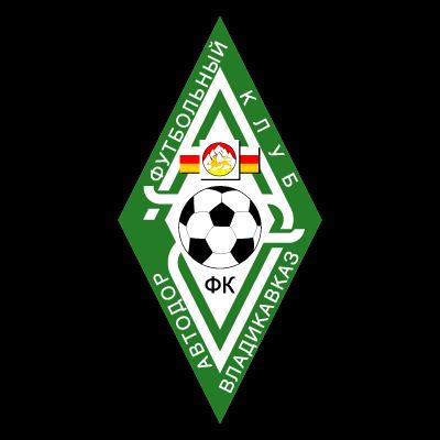 FK Avtodor Vladikavkaz logo vector logo