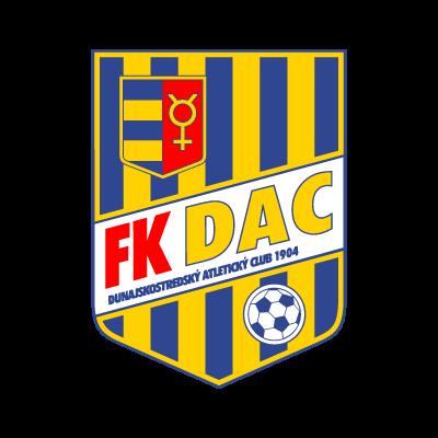 FK DAC 1904 Dunajska Streda logo vector logo