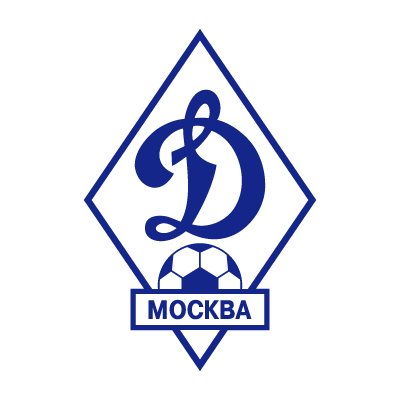 FK Dinamo Moskva (Old) logo vector logo