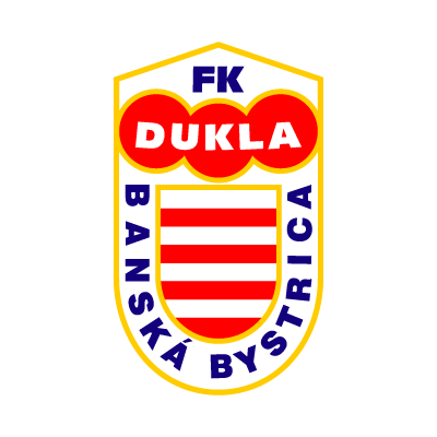 FK Dukla Banska Bystrica logo vector logo