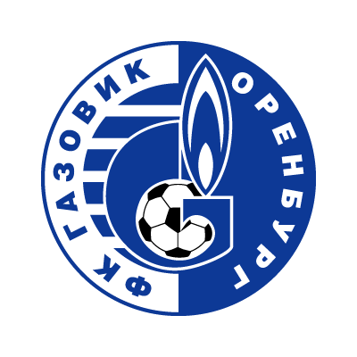 FK Gazovik Orenburg logo vector logo