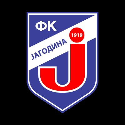 FK Jagodina logo vector logo
