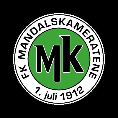 FK Mandalskameratene logo vector logo