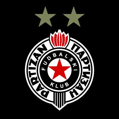 FK Partizan logo vector logo