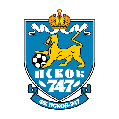 FK Pskov-747 logo vector logo
