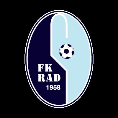FK Rad logo vector logo