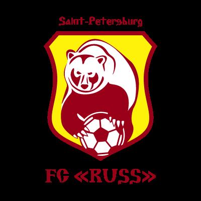 FK Rus' Saint Petersburg (2012) logo vector logo