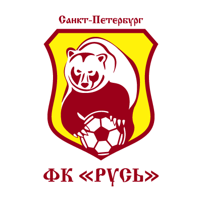 FK Rus' Saint Petersburg logo vector logo