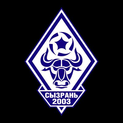 FK Syzran-2003 logo vector logo