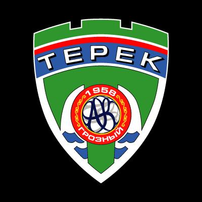 FK Terek Grozny (Current) logo vector logo