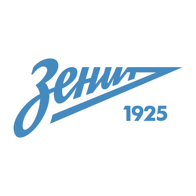 FK Zenit Saint Petersburg (Current) logo vector logo