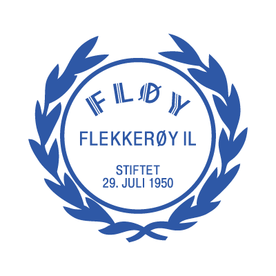 Flekkeroy IL logo vector logo