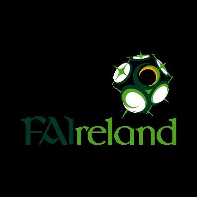 Football Association of Ireland (1921) logo vector logo