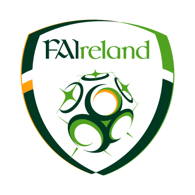Football Association of Ireland (2008) logo vector logo
