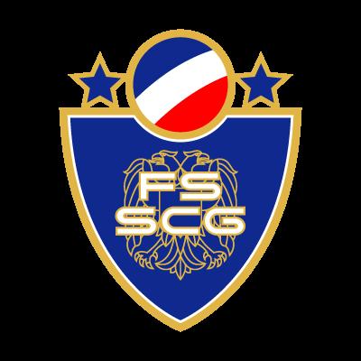 Fudbalski Savez Srbije i Crne Gore logo vector logo