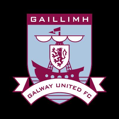 Galway United FC logo vector logo