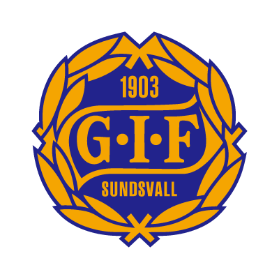 GIF Sundsvall logo vector logo