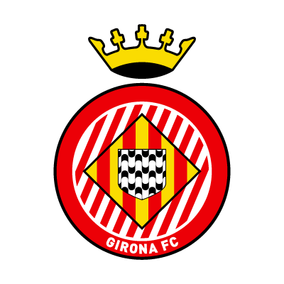Girona F.C. logo vector logo