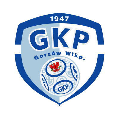 GKP Gorzow Wielkopolski (1947) logo vector logo