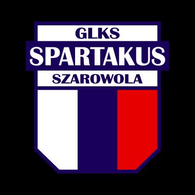 GLKS Spartakus Szarowola logo vector logo