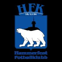 Hammerfest FK vector logo