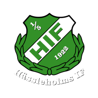 Hassleholms IF (2009) logo