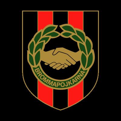 IF Brommapojkarna logo vector logo