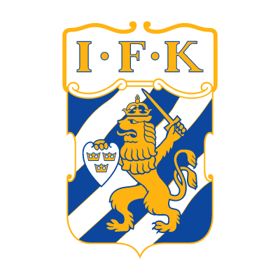 IFK Goteborg logo vector logo