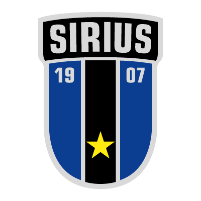 IK Sirius logo vector logo