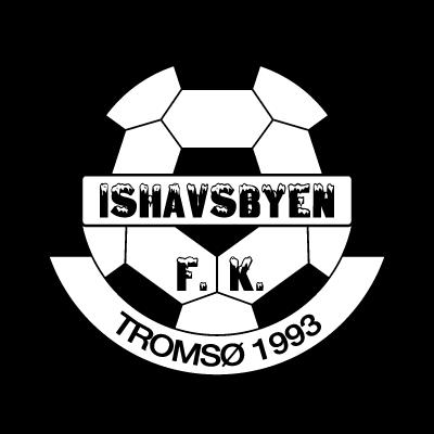 Ishavsbyen FK logo vector logo