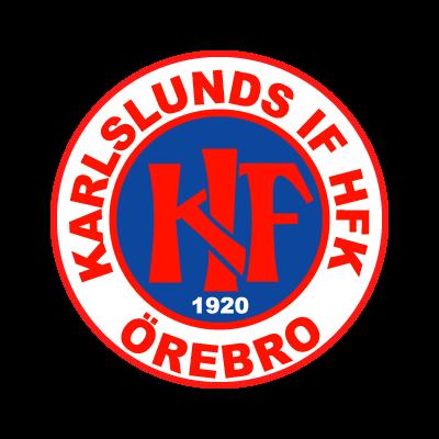 Karlslunds IF HFK logo vector logo